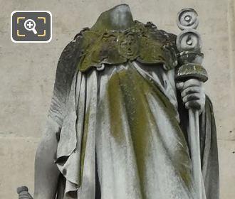 Le Patriotisme Statue By Louis Leon Cugnot