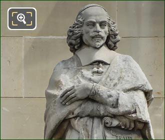 Cardinal Mazarin Statue By Pierre Hebert
