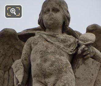 L'Histoire Statue By Francois Devaulx