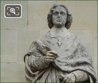 Esprit Flechier Statue By Francois Lanno