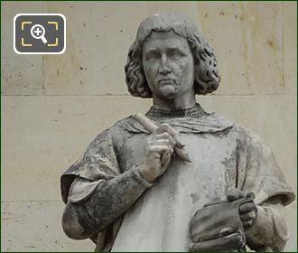 Esprit Flechier Statue By Eugene Louis Lequesne