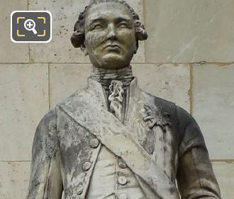 Enguerrand De Marigny Statue By Nicolas Bernard Raggi