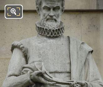 The A Pare Statue On Aile Daru Paris