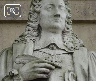 Photo Of Henri d Aguesseau Statue