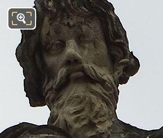 Le Calme Statue By Sculptor Jean Marie Bonnassieux
