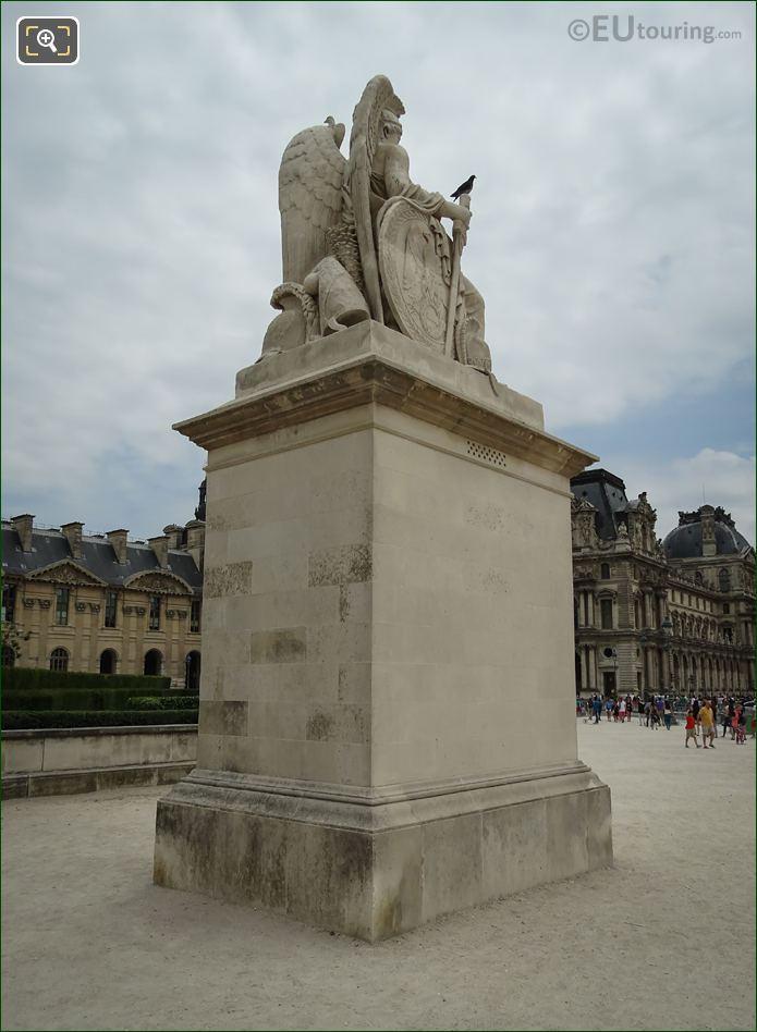 1809 La France Victorieuse Statue