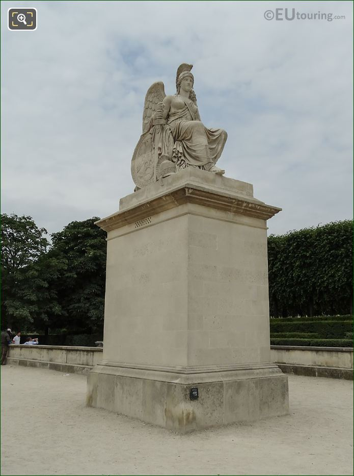 Antoine-Francois Gerard Victorious France Statue