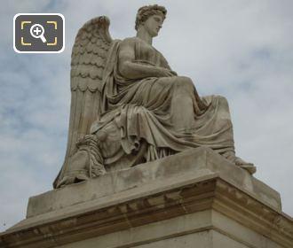 l Histoire Statue South Side