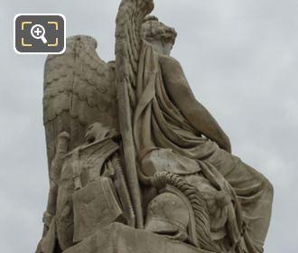 l Histoire Statue West Side