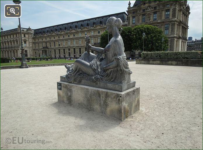 Monument Aux Morts De Port Vendres Side View