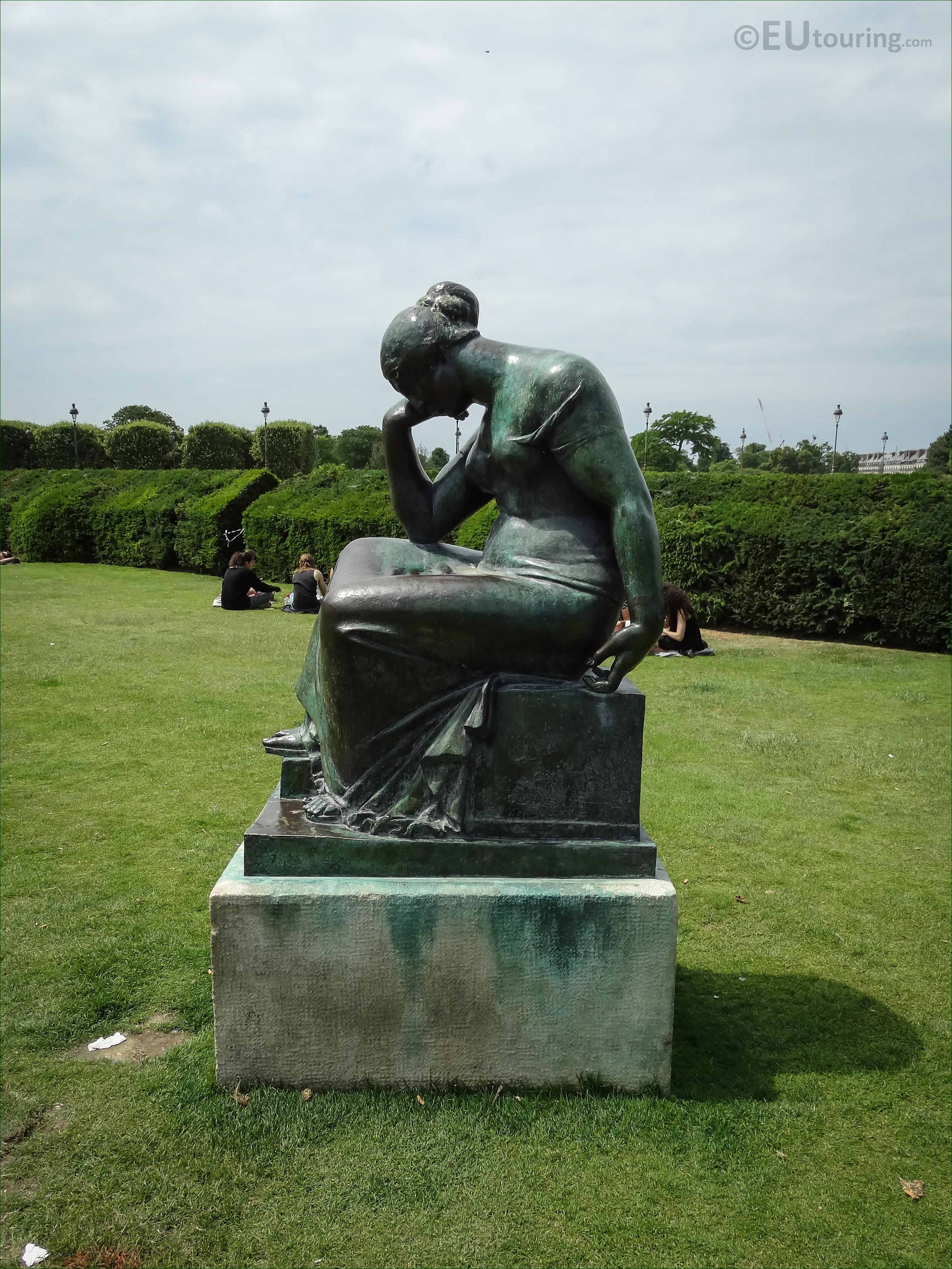 Aristide Maillol (1861-1944)   Étude pour le monument à