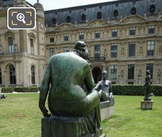 Aristide Maillol Statue Douleur