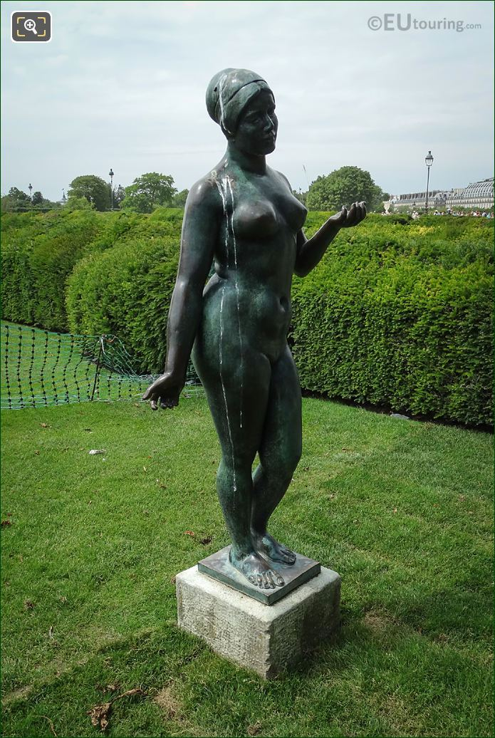 Aristide Maillol The Summer Statue