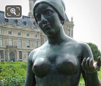 L'Ete Statue By Aristide Maillol