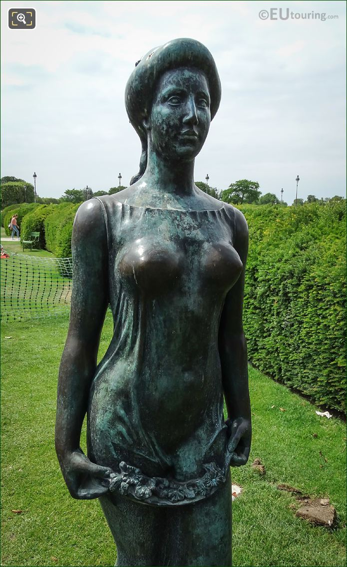Aristide Maillol Statue Flore