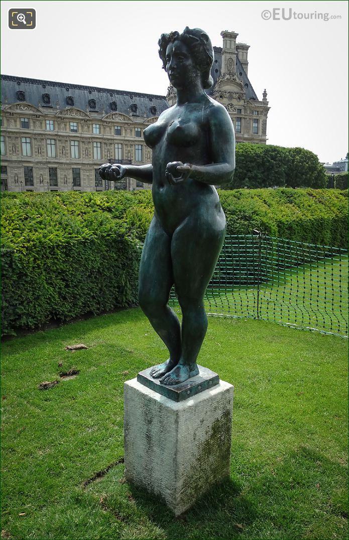 Bronze Pomone Statue By Aristide Maillol