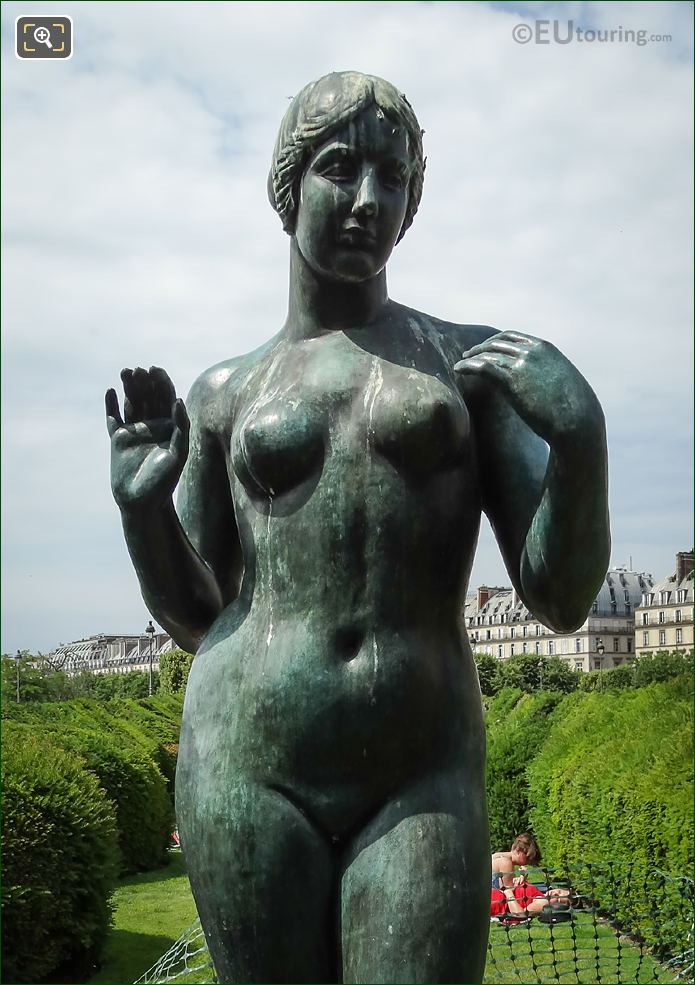 Statue Of Venus The Goddess Of Love