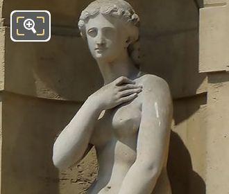 1865 Venus Statue By Artist Pierre Loison