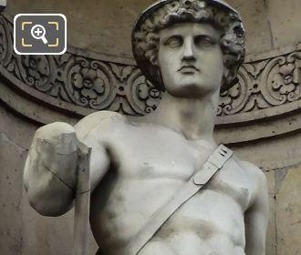 Le Laboureur Statue By Jean Claude Petit
