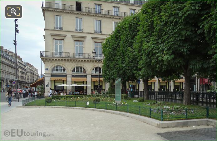 1st Arrondissement Jewish Children's Monument
