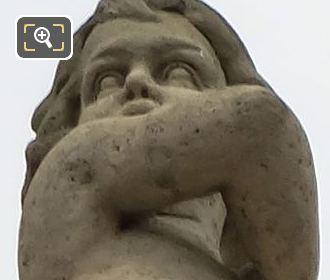 L'Ete Statue By Sculptor Olesinski
