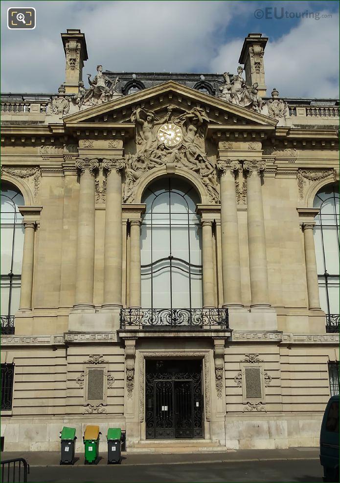Petit Palais East Facade