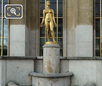 Le Printemps Palais De Chaillot