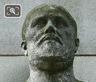 Paul Adam Monument By Paul Landowski
