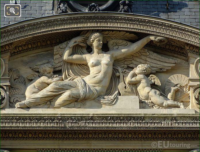 La Gloire By Artist Charles Gumery