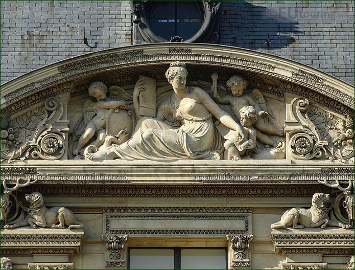 L' Histoire Sculpture By Jules Franceschi