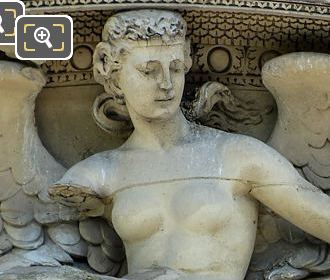 La Paix Sculpture By Frederic Louis Desire Bogino