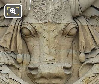 Aile Rohan L'Agriculture Sculpture By Artist Combette