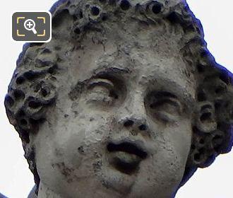 La Prosperite Statue By Jacques Augustin Dieudonne