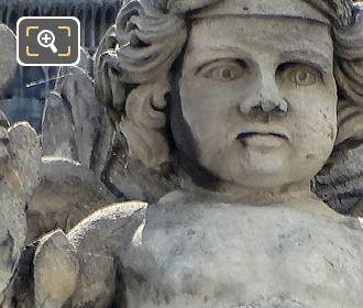 La Paix Statue By Joseph Brian
