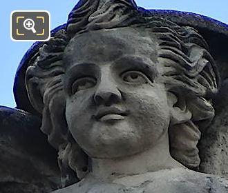 La Ceramique Statue By Victor Huguenin
