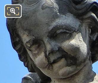 L'Automne Statue By Francois Trupheme