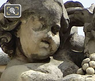 La Vendange Statue By Francois Devaulx