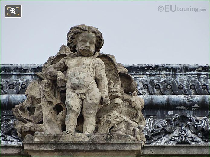 Le Printemps Statue By Noemi Constant