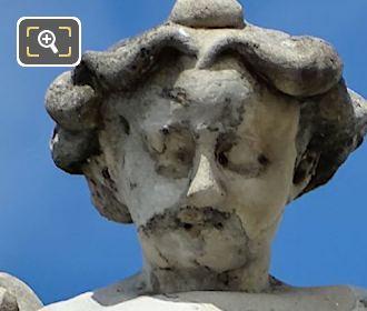 La Paix Statue By Pierre Eugene Hebert