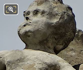 L'Astronomie Statue By Louis Auvray