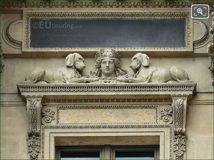 Diane Entre Deux Chiens Sculpture By Pierre Louis Rouillard