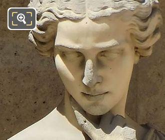 Pensierosa Statue By Giovanni Antonio Lanzirotti