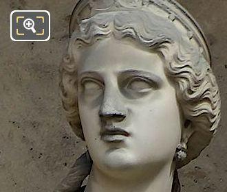Pandore Statue By Pierre Loison