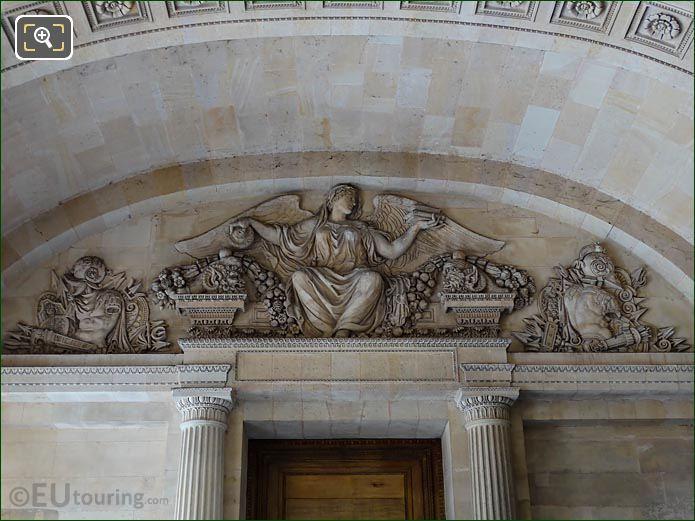 La Piete On Aile Est Musee Du Louvre