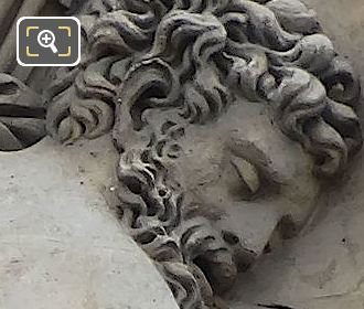 Prisonnier Sculpture By Jean Goujon