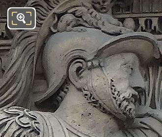 God Of War Sculpture By Jean Goujon