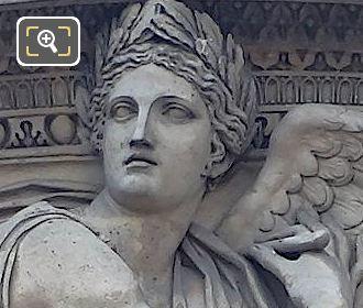 La Loi, Thucydide Et d'Herodote By Jean Guillaume Moitte