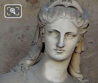 Eugene Guillaume Statue La Ceramique