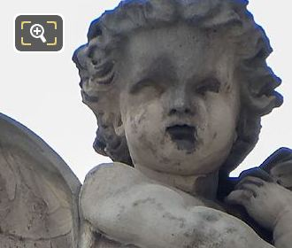L'Air Statue By Hyacinthe Phileas Sobre