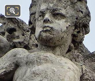 Le Bois Statue By Auguste Poitevin
